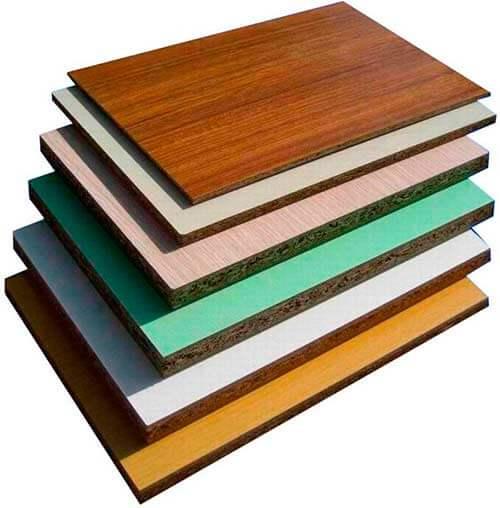 Материалы для изготовления мебели.