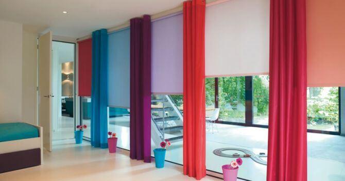 Shutter curtain