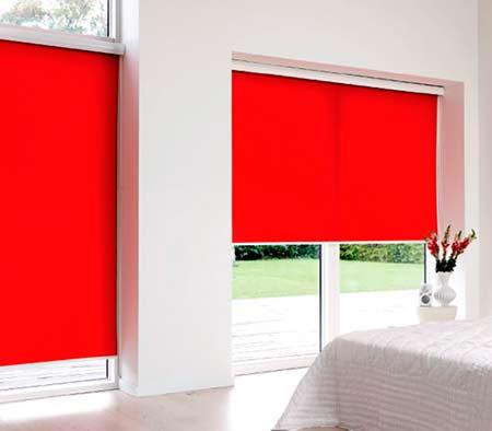 Как выбрать рулонные шторы - секреты выбора, фото